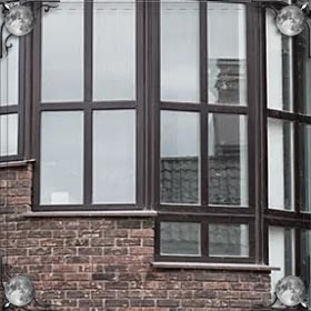Раскрытое окно
