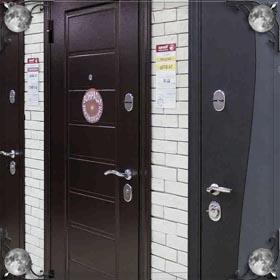 Решетка на двери