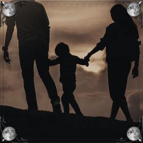 Родственники отца