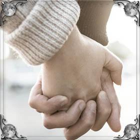 Рука матери