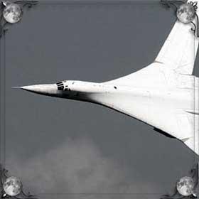 Самолет стреляет