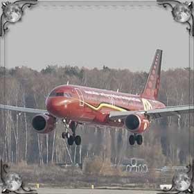 Самолет врезался в дом