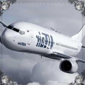 Самолет взорвался