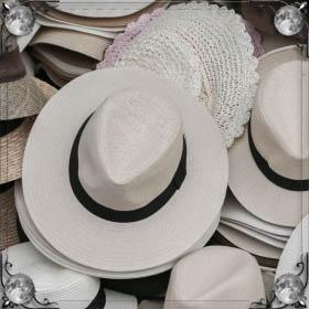 Шляпа на голове