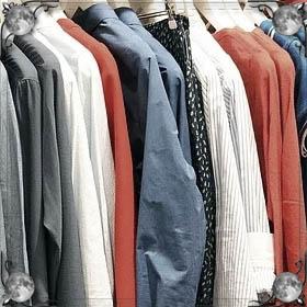 Шоппинг одежды