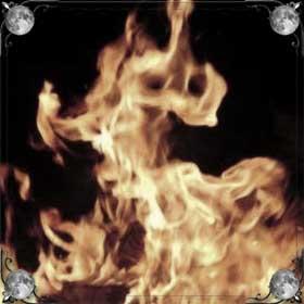 Сжечь волосы