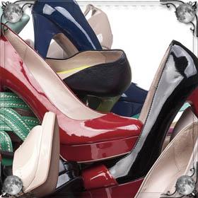 Сломанная обувь