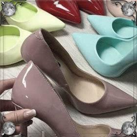 Сломанные туфли