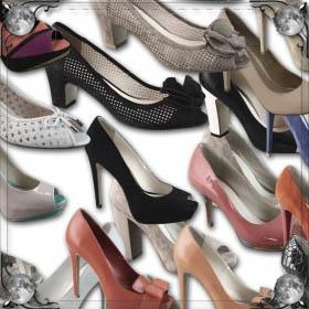 Снять туфли