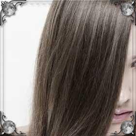 Собирать волосы
