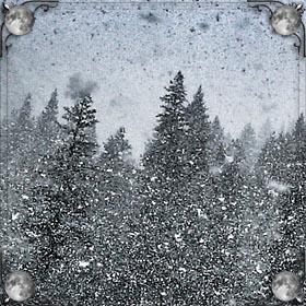 Спать на снегу