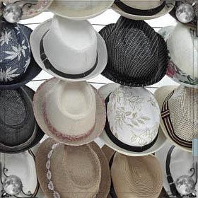 Старая шапка