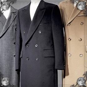 Старое пальто