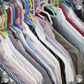 Стирать рубашку