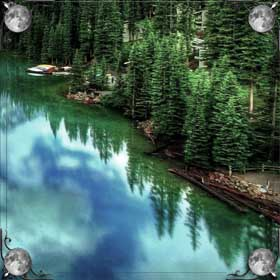 Стоять в реке