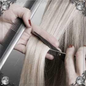 Стричь волосы другому