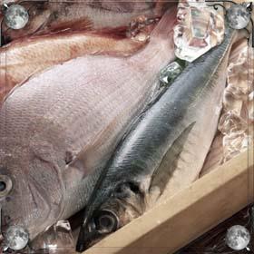 Сушеная соленая рыба