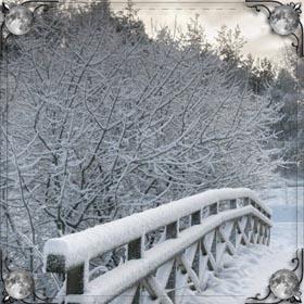 Тающий снег