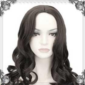 Темный цвет волос