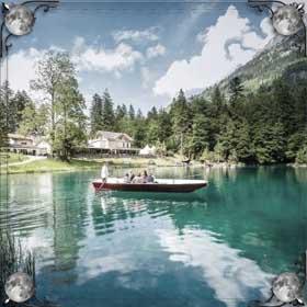 Теплое озеро