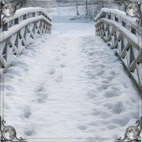 Тонуть в снегу