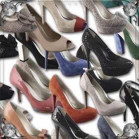 Туфли в грязи