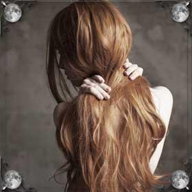 Убирать волосы