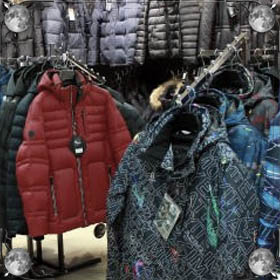 Украли куртку