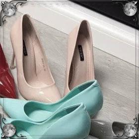 Украли туфли