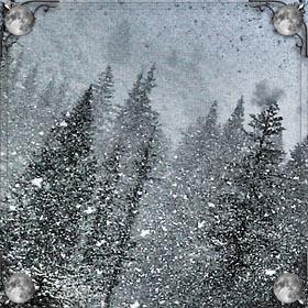 Умываться снегом