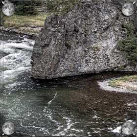 Упасть в реку