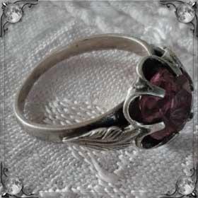 Уронить кольцо