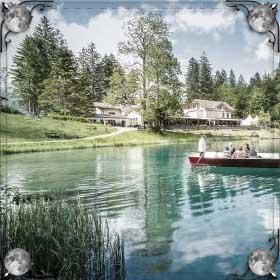 Утонуть в озере