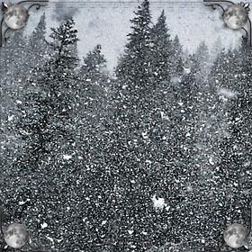 Утопать в снегу