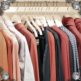 Выбрасывать старую одежду