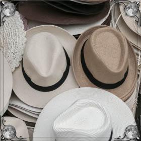 Видеть себя в шляпе
