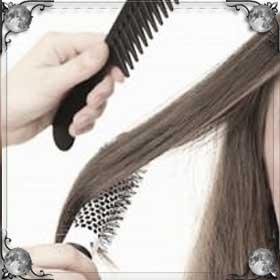 Выдирают волосы