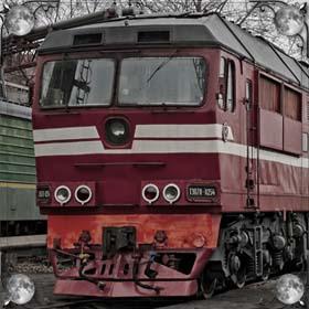 Выпрыгнуть с поезда