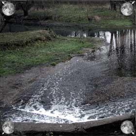 Высохшая река