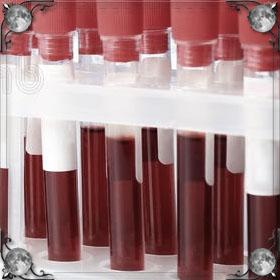 Вытирать кровь