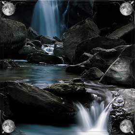 Вода речки