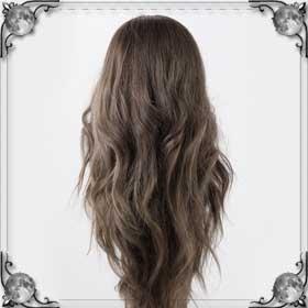 Волосы дочери