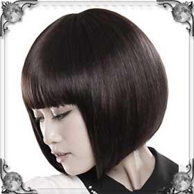 Волосы каре