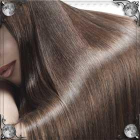 Волосы на шее