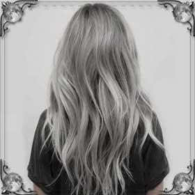 Волосы у женщины