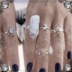 Забрали кольцо