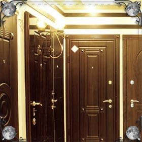 Закрытая дверь снаружи