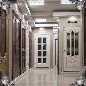 Закрытая дверь в дом