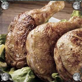 Замороженная курица