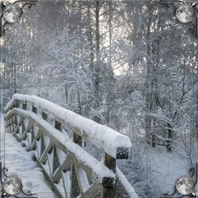 Засыпало снегом